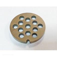 Сетка для мясорубки Zelmer NR5 (86.1242) 755468 крупное отверстие 8 мм
