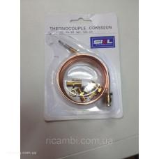 Универсальная термопара для газовой плиты 1,2М COK502UN