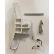 Ручка дверки (люка) Ariston C00116580 для стиральной машины