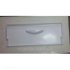 Панель ящика Атлант белая узкая 185*460мм  301540103800