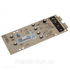 Модуль индикации Ariston (Аристон) C00143338 для стиральных