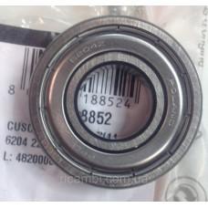 Подшипник для стиральной машины 6204 PPL Польша