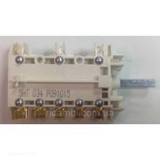 Переключатель ПМ 034 (5HT 034) семипозиционный для электроплит