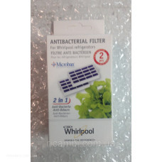 Антибактериальный фильтр для холодильника Whirlpool 480131000232